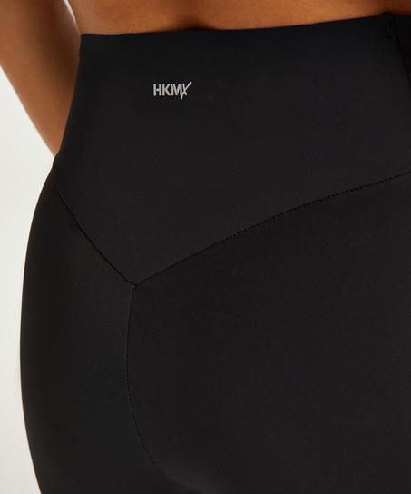 HKMX Legging taille haute Make Me Zen , Noir