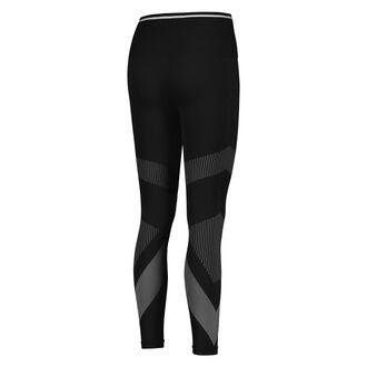 HKMX Legging sport taille haute roundknit, Noir