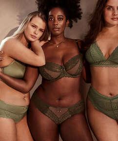 Culotte brésilienne Rabella I AM Danielle, Vert