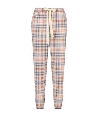 Pantalon de pyjama Check, Beige