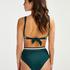 Haut de bikini Triangle Pinewood, Vert