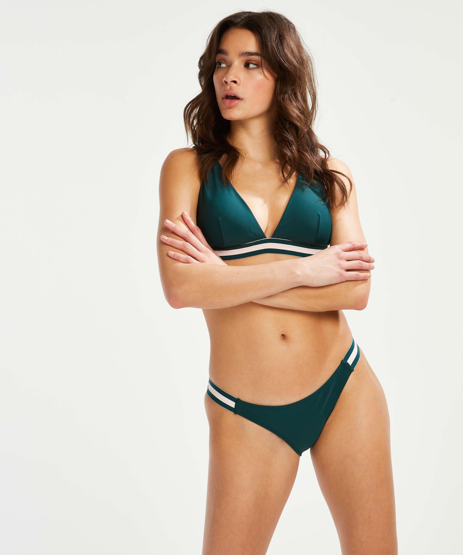 Bas de bikini Rio Pinewood, Vert, main