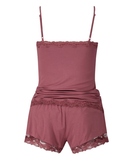 Pyjama, Rose