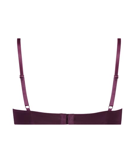 Soutien-gorge à armatures préformé Plunge, Violet