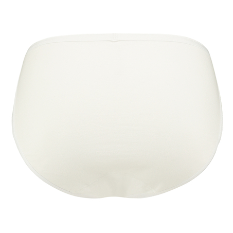 Superslip Lace Midi, Blanc