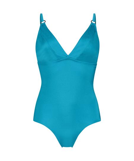 Maillot de bain Celine, Bleu