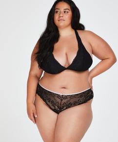 Short brésilien Xenna, Noir