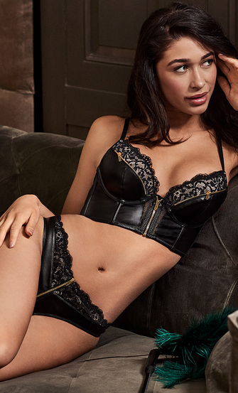 String Talia, Noir