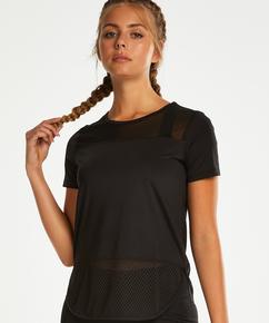 T-shirt Performance HKMX, Noir