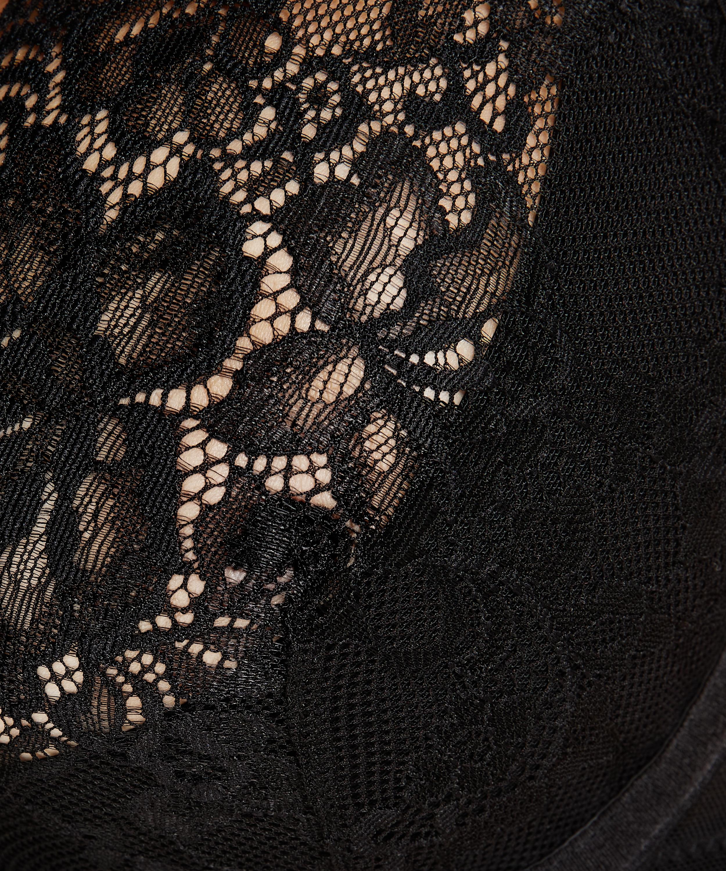 Soutien-gorge à armatures non-préformé Latisha, Noir, main
