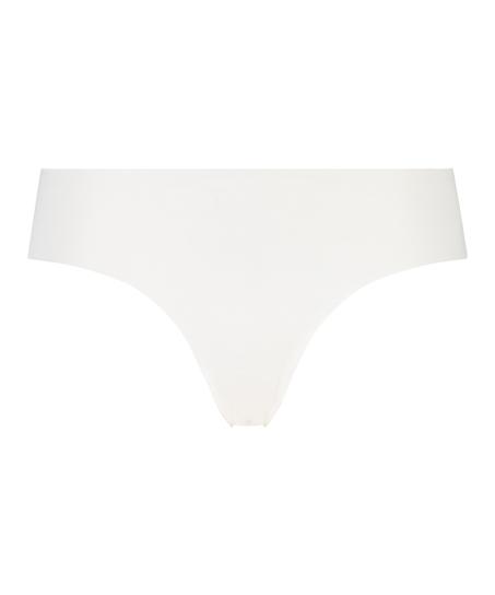 Slip brésilien Invisible, Blanc
