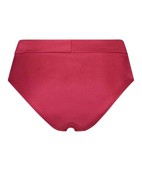 Bas de bikini haut Lola, Rouge