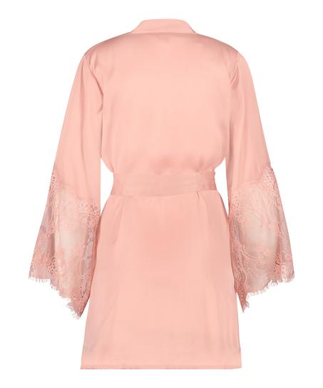 Kimono Satin, Rose