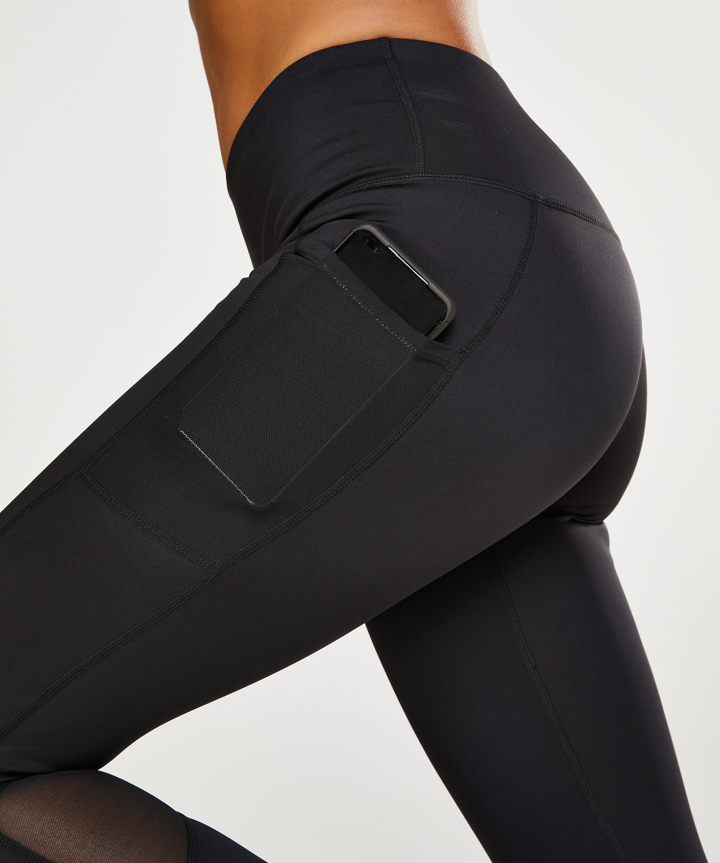 HKMX Legging taille haute Oh My Squat , Noir, main