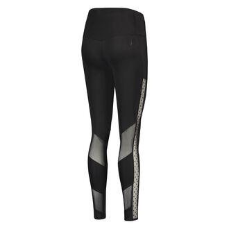 HKMX high waist legging de sport, Noir