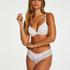 Soutien-gorge à armatures préformé push-up Maya, Blanc