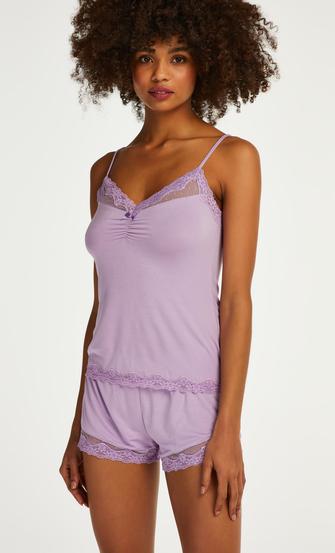 Pyjama, Violet