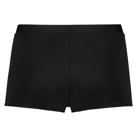 Boxer de bikini Basic, Noir