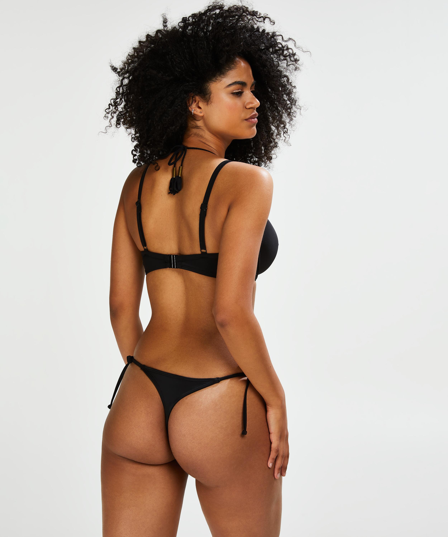Haut de bikini à armatures préformé Sunset Dream, Noir, main