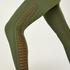 HKMX Legging taille haute sans couture Karma, Vert