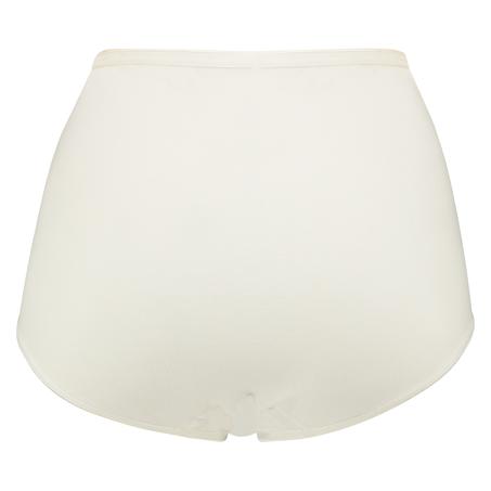 Superslip Maxi coton, Blanc