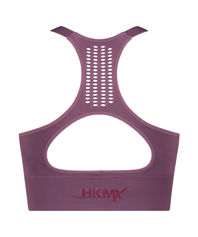 Soutien-gorge de sport HKMX The Comfort Niveau 1, Rose, main
