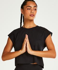T-shirt HKMX Sport Joya, Noir