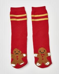 Coffret cadeau Chaussettes , Rouge