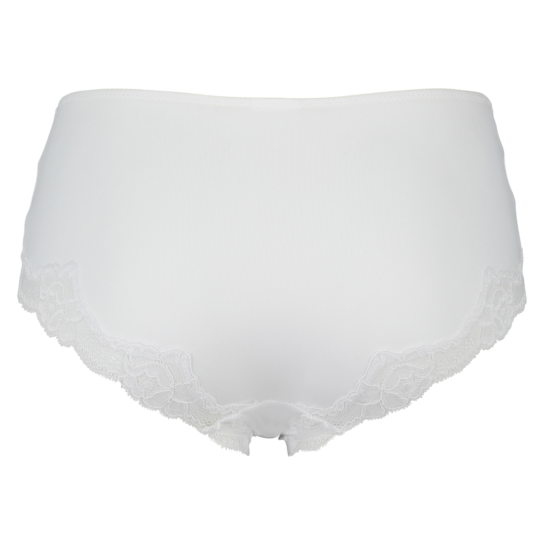 Slip Secret Lace, Blanc, main