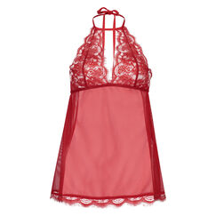 Baby-doll Lace, Rouge