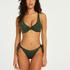 Haut de bikini à armatures non préformé Tonal, Vert