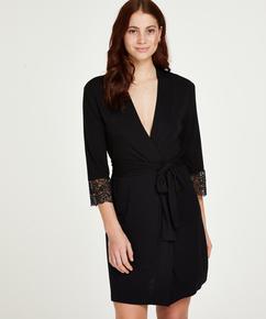 Kimono Vera Lace, Noir