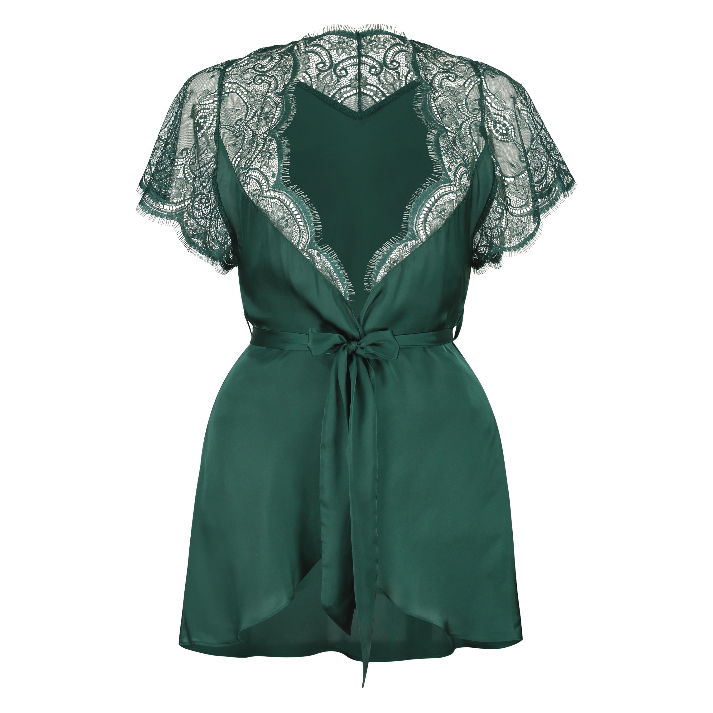 Kimono Cap Sleeve, Vert, main