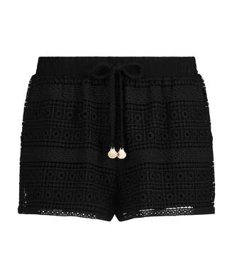 Short Crochet, Noir
