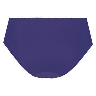 Slip taille haute Diva, Violet