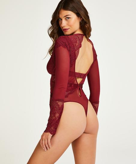 Body Lana Rebecca Mir, Rouge