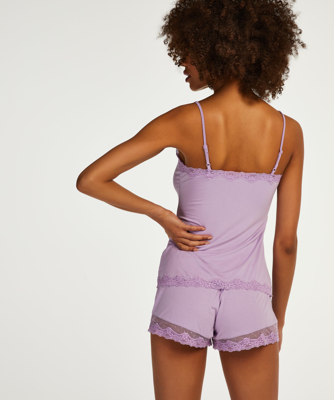 Pyjama, Violet, main