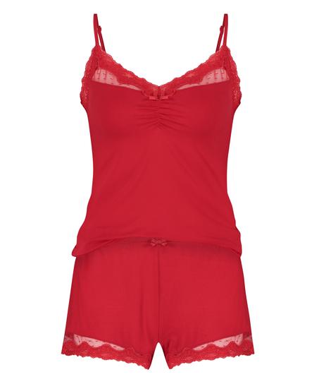Pyjama, Rouge