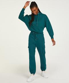 Tall Pantalon de jogging Cargo, Bleu