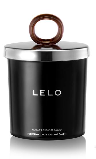 LELO Bougie de Massage Vanilla & crème de Cacao, marron