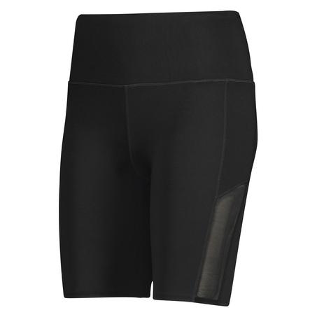 Short cycliste taille haute HKMX niveau 3, Noir