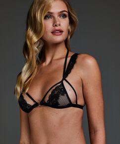 Brassière Felicia, Noir