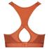 HKMX Soutien-gorge de sport The All Star Maintien niveau 2, marron