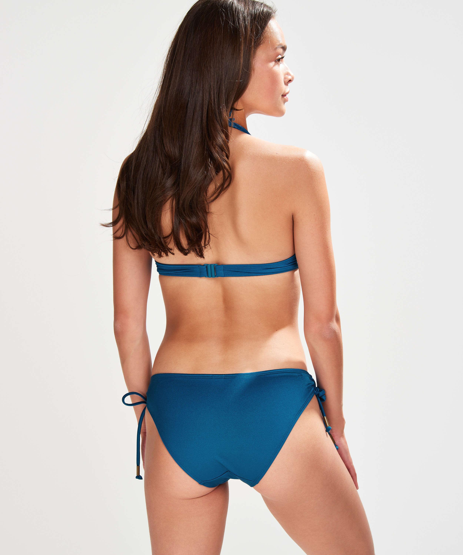 Slip de bikini Rio Sunset Dream, Bleu, main