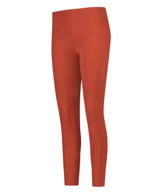 HKMX Legging taille haute Make Me Zen , Rouge