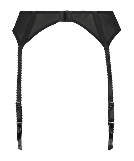 Porte-jarretelles Senara, Noir