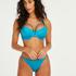 Bas de bikini Rio Celine, Bleu