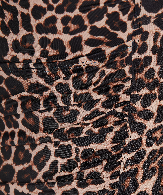 Maillot de bain Leopard, Beige, main
