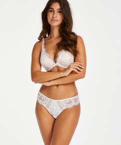 Culotte brésilienne Leyla, Blanc