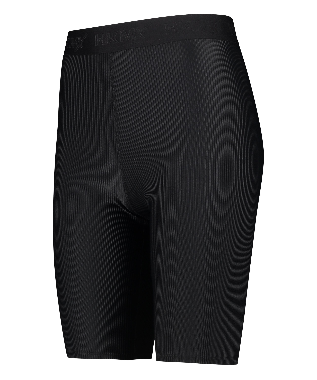 Short cycliste taille haute HKMX niveau 3, Noir, main